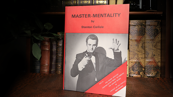 Master-Mentality (Limitado) - Stanton Carlisle