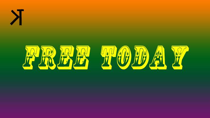 Free Today by Kelvin Trinh Streaming Video