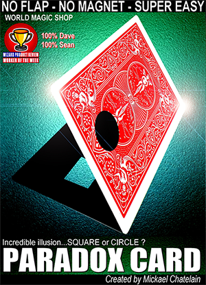 Paradox Card (Red)