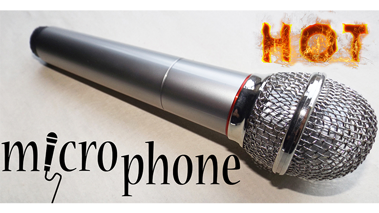 Hot Microphone - Amazo Magic