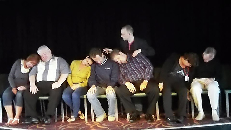 Royle`s Comedy Hypnosis Show video download