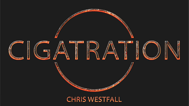 Cigatration (Gimmick and DVD) by Chris Westfall - Trick