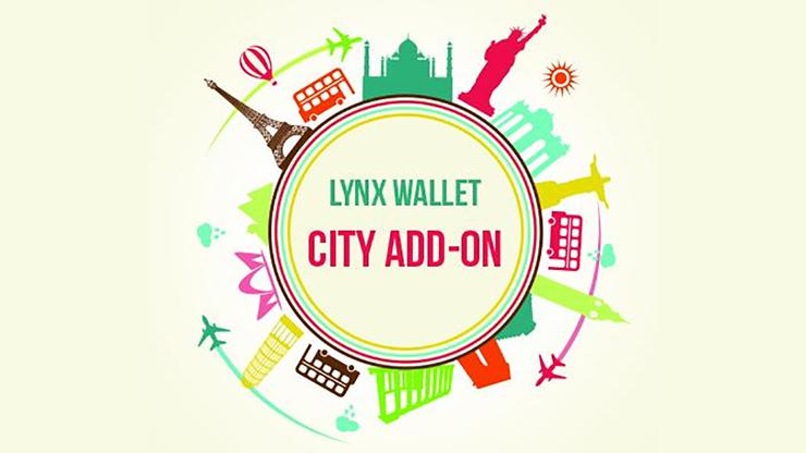 Lynx WTodoet Add-On (City PRojoiction) - Gee Magic