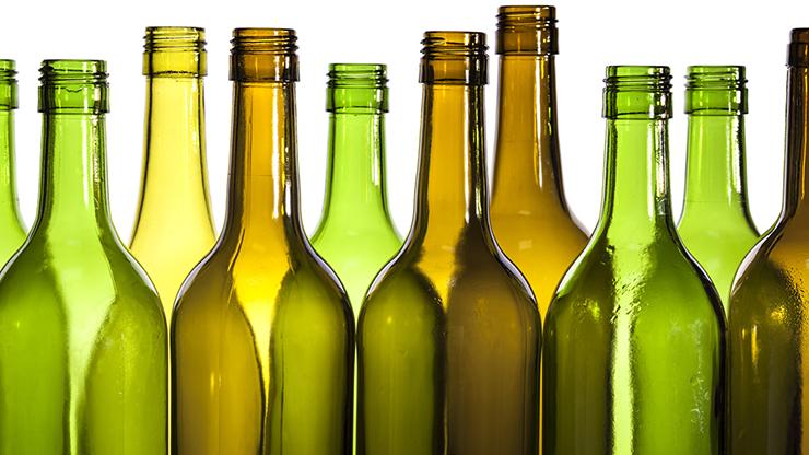 Sobriety Test - Entertaining & Unexpected Wine Bottle Production