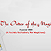 The Order of the Magi Presents Jonathan Royle