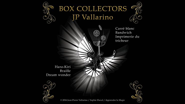 Box Collectors - Jean-Pierre Vallarino