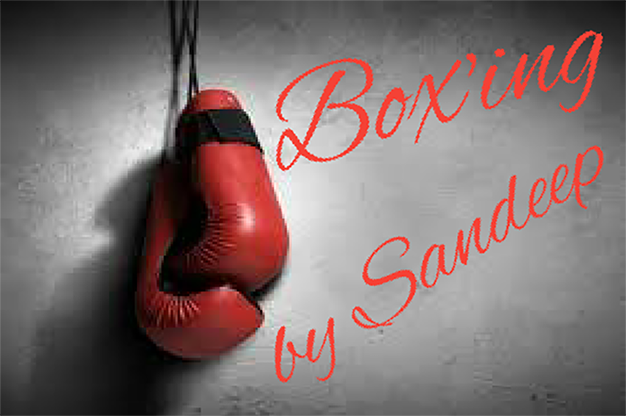 Box'ing by Sandeep