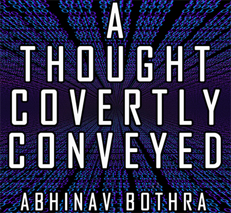 A Thought Covertly Conveyed eBook DOWNLOAD
