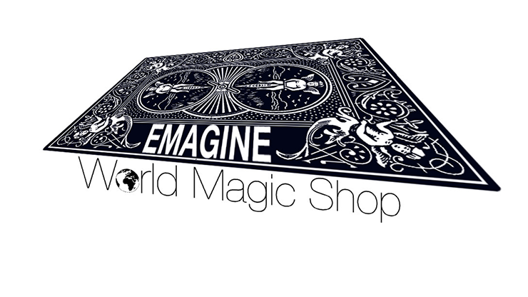 Emagine Red by Sebastian Calbry (Gimmick and Online Instructions) - Trick
