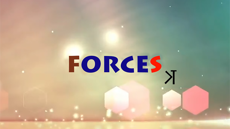 Forces by Kelvin Trinh Streaming Video