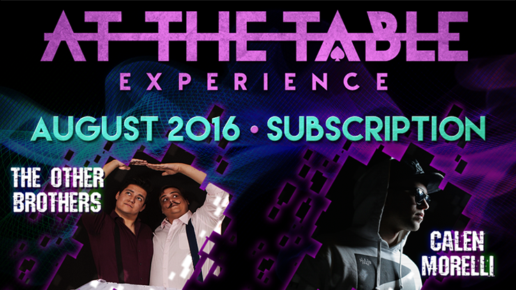 At The Table August 2016 Subscription video DOWNLOAD
