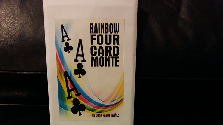Rainbow Monte by Juan Pablo