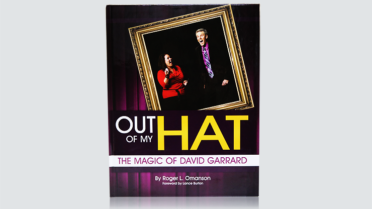 Out Of My Hat (Hardbound) by David... MagicWorld Magic Shop