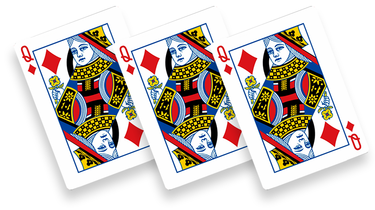 Mobile Phone Magic & Mentalism Animated GIFs - Playing Cards Mixed - Archivo de Descarga