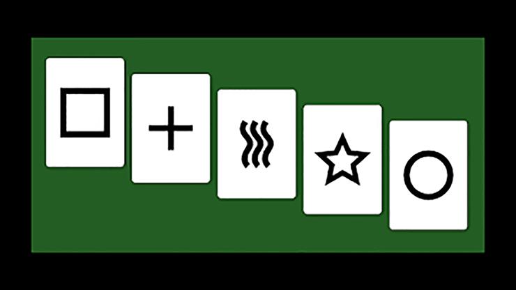 Mobile Phone Magic & Mentalism Animated GIFs - ESP Symbols Mixed Media DOWNLOAD