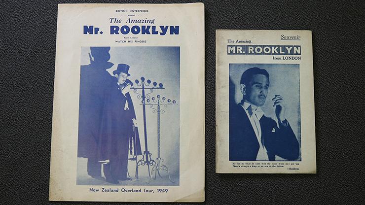 Mr. Rooklyn Souvenir Book (Rare/OOP) - Book