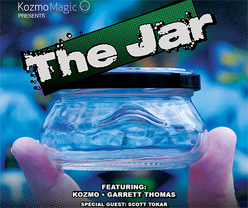The Jar US Version (DVD & Gimmicks) - Kozmo, Garrett Thomas & Tokar - DVD