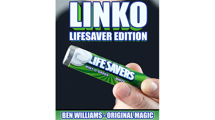 Linko (LifeSavers) - Ben Williams