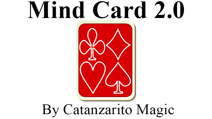 Mind Card 2.0 by Catanzarito Magic Streaming Video