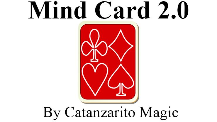 Mind Card 2.0 by Catanzarito Magic Streaming Video