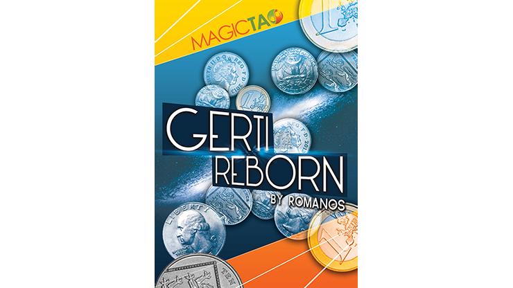 Gerti Reborn Euro Version (Gimmick & Instrucciones Online) - Romanos