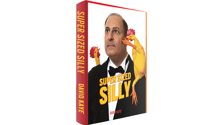 Super Sized Silly - David Kaye - Libro de Magia