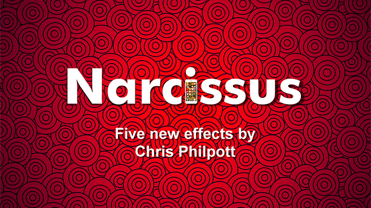 Narcissus by Chris Philpott - Close-up-Mentaltricks