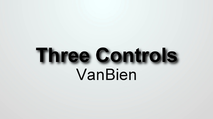 Three Controls by VanBien Streaming Video