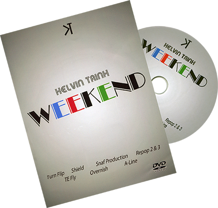 Weekend - Kelvin Trinh - DVD