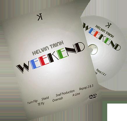 Weekend by Kelvin Trinh - DVD