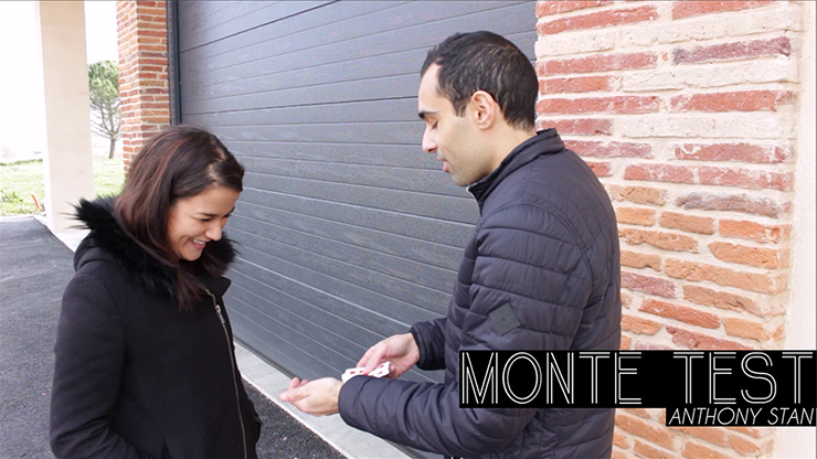 Monte Test by Anthony Stan and Magic Smile Productions