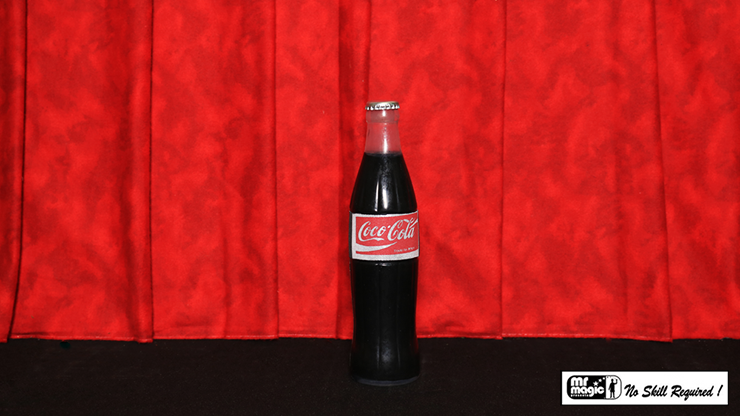 Vanishing Coke Bottle - Premium Magic