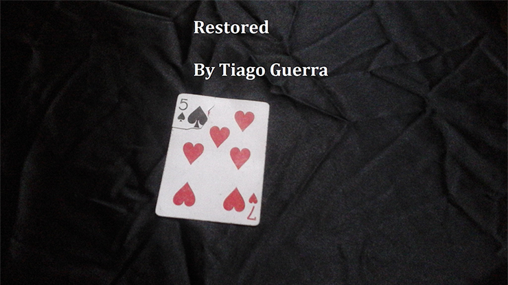 Restored by Tiago Guerra Streaming Video