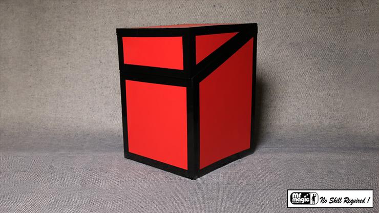 Pandora's Fortune Box (Plastic) - Mr Magic