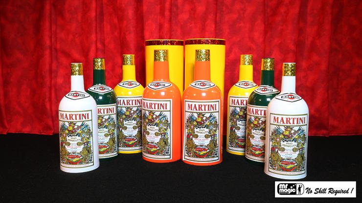 Multiplying Bottles (Color Changing|8 Bottles)