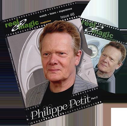 Reel Magic Episode 46 (Philippe Petit Part 2)