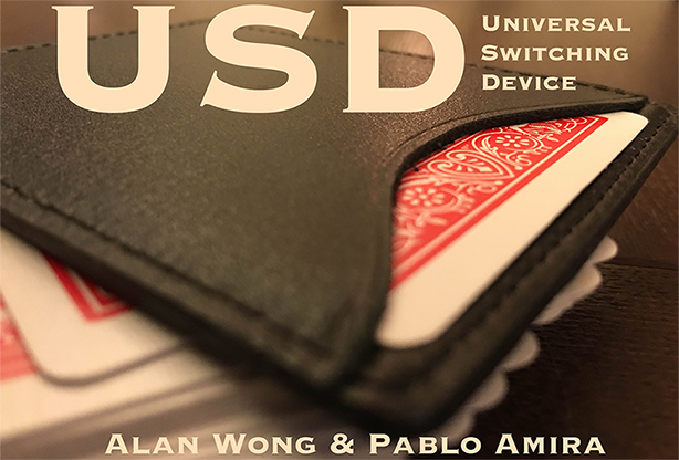 USD - Universal Switch Device - Pablo Amira & Alan Wong