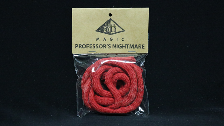 Professor's Nightmare (Red) - Pyramid Gold