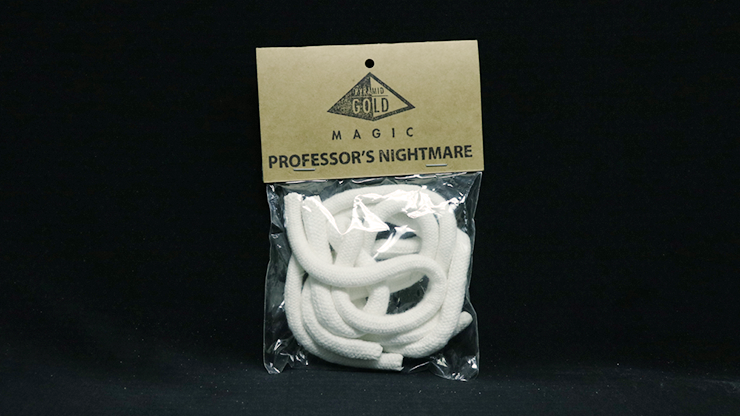 Professor's Nightmare (White) by Pyramid Gold - Trick