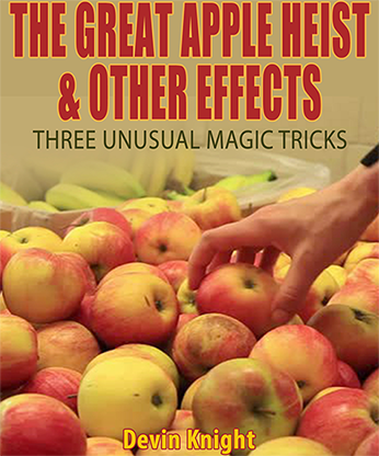 The Great Apple Heist - Devin Knight - eBook