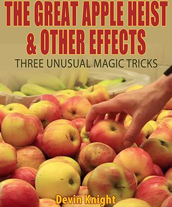 The Great Apple Heist eBook DOWNLOAD