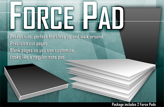 Force Pads (Set of Two) - Warped Magic