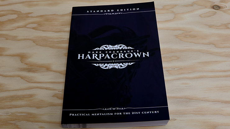 Mark Chandaue's HARPACROWN (Standard Edition) by Mark Chandaue - Book