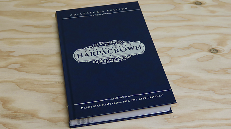Mark Chandaue's HARPACROWN (Collector's Edition) by Mark Chandaue - Book