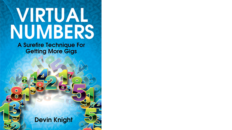Virtual Numbers - Devin Knight - eBook