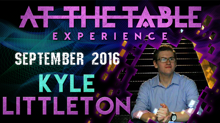 At the Table Live Lecture - Kyle Littleton September 7th