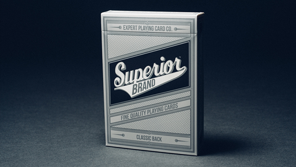 Superior (Negro) Playing Cards - Expert Playing Card Co