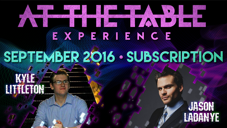 At The Table September 2016 video DOWNLOAD