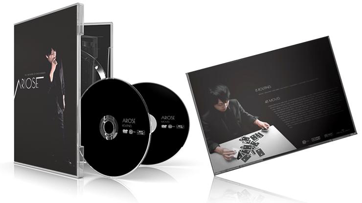 Ariose - Yohei Kawabata - DVD