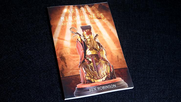 Artful Mindfulness by Ben Robinson - Book